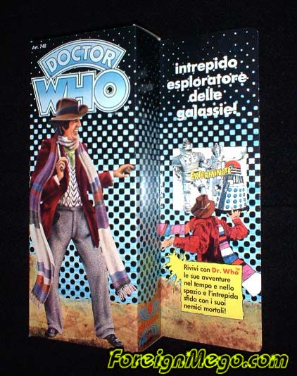 12 inch harbert doctor who