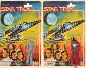 Ceppi Ratti carried the Mego Trek Aliens